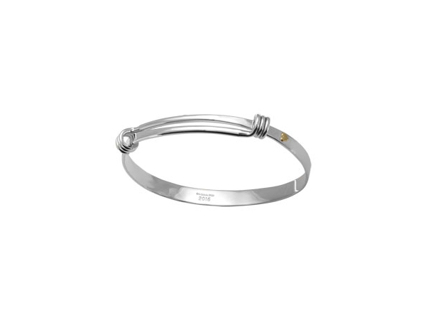 Ed Levin Anniversary Signature Bracelet by Ed Levin